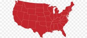 map of USA if you need a referral to other areas